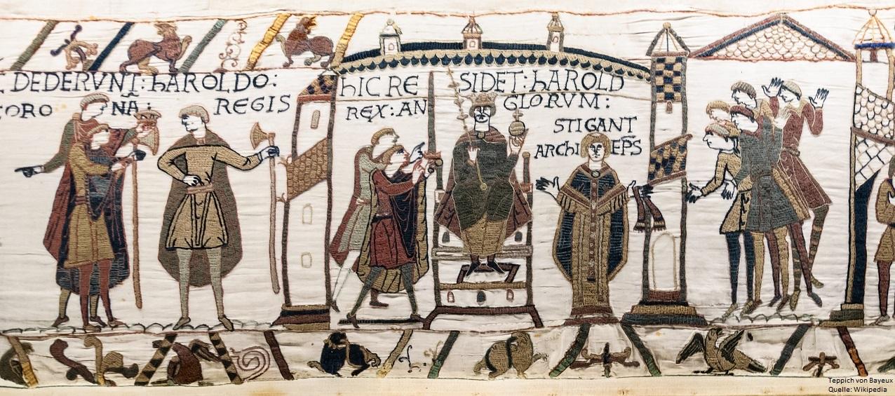 Das Frühmittelalter (ca. 500-1180)