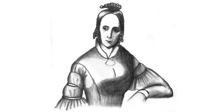 Annette Freiin von Droste-Hülshoff