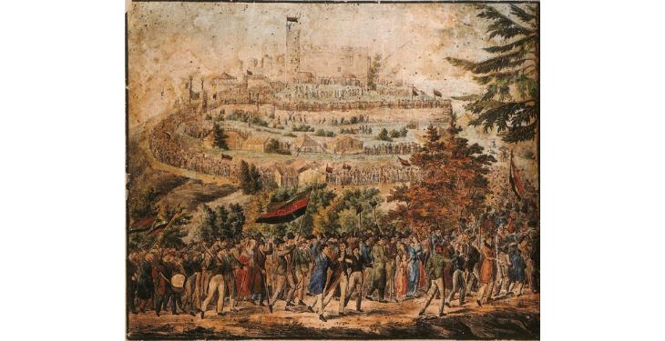Junges Deutschland und Vormärz (1825-1848)